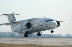 Самолет из Гамбурга готовится к аварийной посадке в Пулково