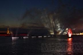 За «Алые паруса» Петербург заплатит 20 миллионов