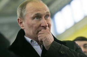 Фоторепортаж: Путин символично запустил в Ленобласти трубопровод с нефтью
