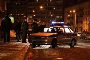 В Петербурге полиция со стрельбой гонялась за вооруженными угонщиками