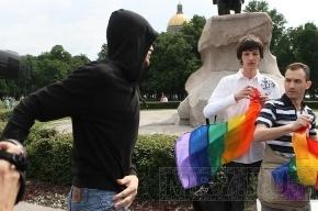 Гей-парад пройдет в Петербурге 7 июля