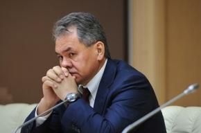 Сергей Шойгу совсем скоро станет губернатором Подмосковья
