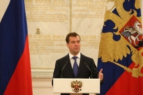 Медведев назначил лидерам оппозиции новую встречу в Кремле