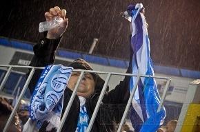 «Зенит» ведет в матче с «Динамо» после первого тайма