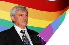 Закон против геев вступил в силу в Петербурге