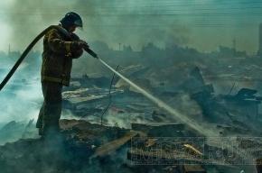 В Якутии из-за пожара туберкулезная больница осталась без тепла