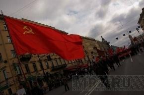 В Петербурге коммунисты пойдут против коммунистов