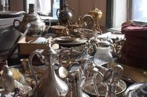 Такого клада, как серебро Нарышкиных, в Петербурге не находили с 1970-х годов