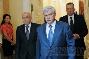 Полтавченко: Вокруг одни критики, а достойных оппонентов нет