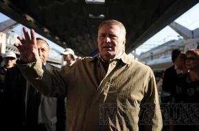 Жириновский обиделся на депутатов «Единой России» за комментарии в Твиттере