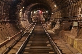 Затопленный тоннель между «Лесной» и «Площадью Мужества» пытаются «стабилизировать»