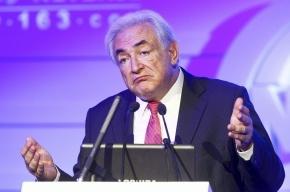 Бывшего главу МВФ обвинили в причастности к поставкам проституток на вечеринки