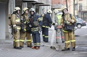 В Ленобласти произошел крупный пожар в воинской части