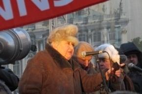 В Петербурге простятся с Мариной Салье