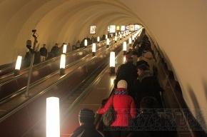 На станции метро «Парк Победы» ограничат вход