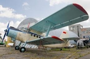 В Ростовской области самолет врезался в дерево и разбился