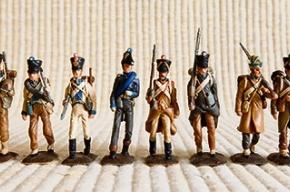 Выставка военной миниатюры