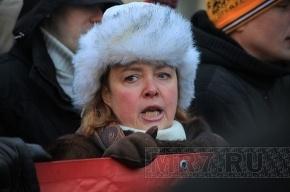Петербургская «Солидарность» не солидарна с Ольгой Курносовой и просит ее на выход
