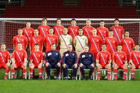 Сборная России по футболу подросла в рейтинге ФИФА