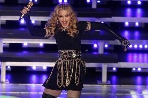Мадонна поддержит секс-меньшинства на концерте в Петербурге