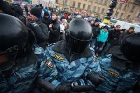 Из-за митинга оппозиции 25 марта в центр Петербурга лучше не соваться