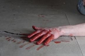 Озверевший житель Петербурга жестоко зарезал узбека, который просто проходил мимо