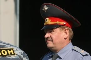 Сергей Умнов стал главой петербургской полиции