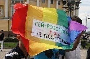 В Госдуму внесли закон против пропаганды гомосексуализма