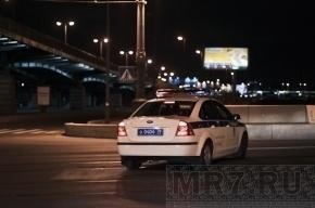 Полицейский на служебном автомобиле сбил женщину на Петроградке