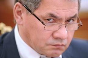 Сергей Шойгу может уйти из МЧС в губернаторы Московской области