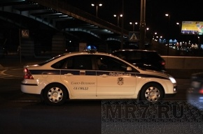 В Петербурге задержан майор полиции, который насмерть сбил женщину на тротуаре