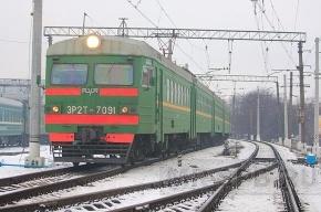 Зацепера-рецедивиста отцепили от электрички в Левашово