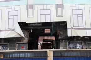 Дом на Фонтанке все-таки снесли, а активистке, снимающей процесс, разбили камеру