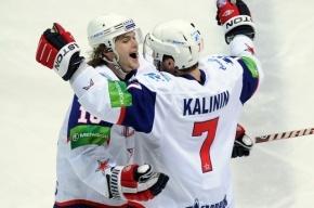 Болельщики СКА установили рекорд шума в Ледовом, но пока это не помогает