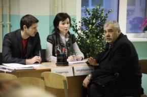 Петербург за президента голосует активнее, чем за депутатов Госдумы