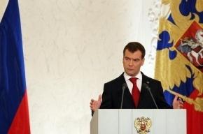 Медведев отправил в отставку еще одного губернатора