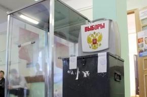 В Петербурге наблюдателя выгнали с участка за видеосъемку
