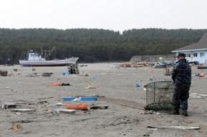 Мощное землетрясение сотрясло северо-восток Японии