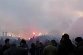 Организаторам беспорядков на Манежной площади слегка скостили сроки заключения