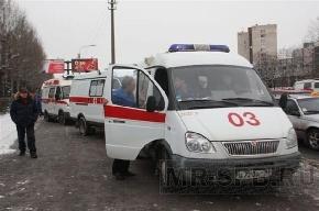 Один человек погиб после столкновения четырех машин на Выборгском шоссе