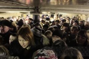 Петербуржцы предлагают ввести в метро «джентльменские» правила поведения