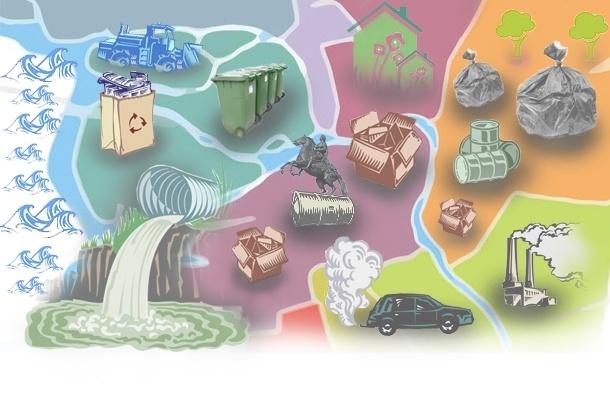 «Мой район» составил экологический рейтинг Петербурга