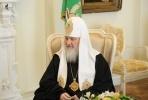 Фоторепортаж: «часы патриарха»