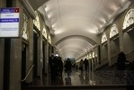 Метро «Звенигородская»: Фоторепортаж