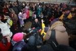 """В Петербурге завершилась акция """"Мыльный город"""": Фоторепортаж"""