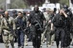 Убийcтва студентов в Окленде : Фоторепортаж