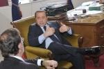 Фоторепортаж: «Сильвио Берлускони»