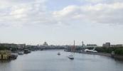 Фоторепортаж: «Крымский мост в Москве»