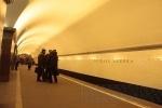 Метро «Площадь Ленина»: Фоторепортаж