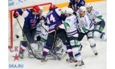 Фоторепортаж: «Динамо-СКА. Фото: ska.ru»